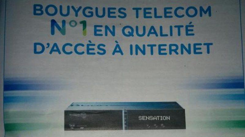 Bouygues Télécom nargue Free en lançant une campagne « N°1 en qualité de service »