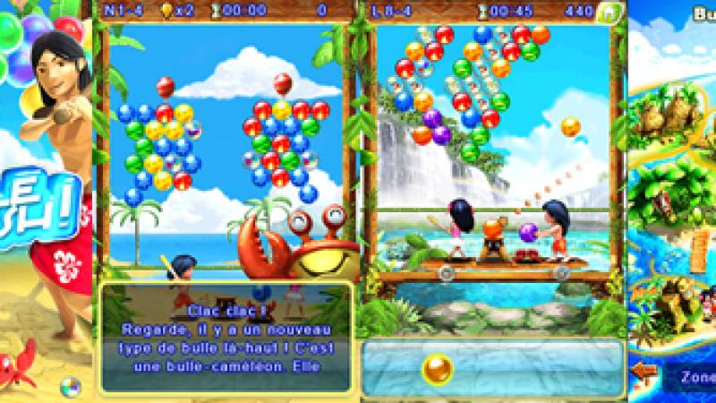 Freebox Révolution : Gameloft ajoute Bubble Bash HD dans le freestore