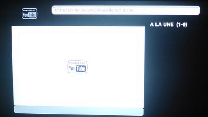 Freebox Révolution : un bug empêche de nouveau d'utiliser YouTube sur la TV