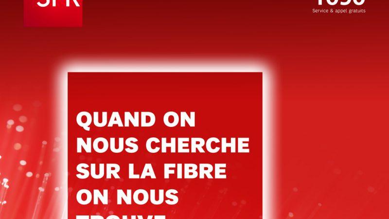 SFR nargue Bercy qui lui demande de réviser sa communication sur la fibre, en publiant une pub où il se dit Numéro 1 de la fibre