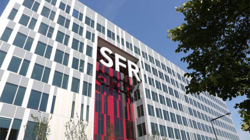 SFR sur le point de redéménager ?