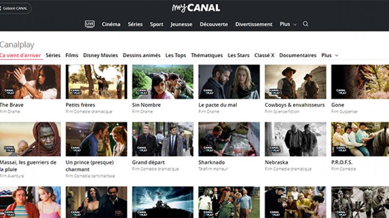 Les contenus Canalplay intégrés à myCanal : Comment y accéder pour les abonnés Freebox Révolution ?