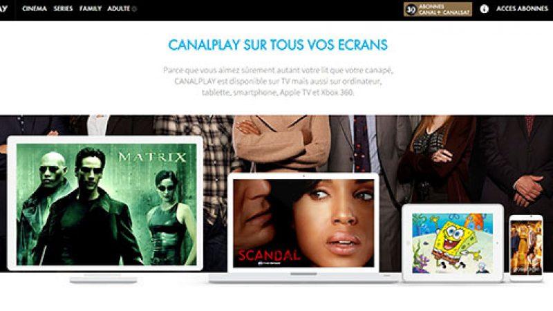 Les films de Gaumont arrivent sur Canalplay
