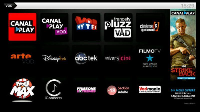 Free de retour dans la VOD en entrant dans le capital de Canalplay