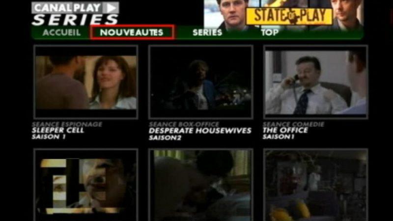 Canalplay SERIES debarque sur FreeboxTV