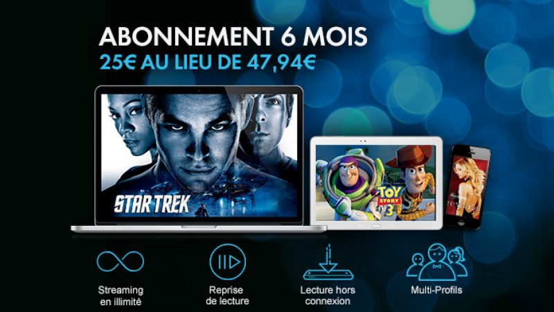 Canalplay lance 2 offres promotionnelles sur Vente Privée