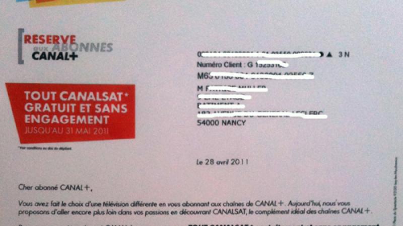 CanalSat offert jusqu'au 31 mai pour les freenautes abonnés à Canal Plus
