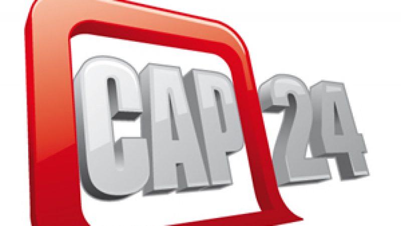 Freebox TV : Cap 24 a cessé d'émettre.