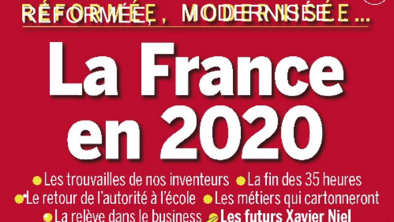 « Les futurs Xavier Niel » donnent rendez vous à «la France de 2020 »