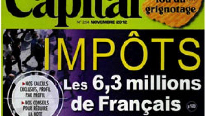 Capital : Le dossier de 9 pages sur Free disponible en avant première sur les applications mobiles