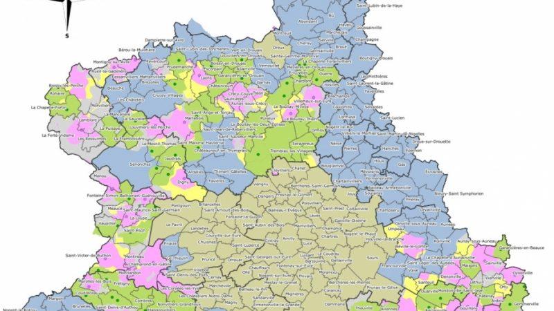SFR et Eure-et-Loir Numérique concrétisent l'arrivée du Très Haut Débit