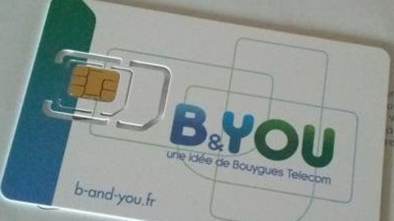 Les nouvelles offres de B&You pourraient être une bonne nouvelle pour Free Mobile selon des analystes