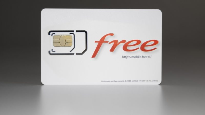 Free indique « ne pas être concerné » par la faille de sécurité sur les cartes SIM