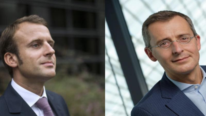 Le Directeur général adjoint de Bouygues Telecom rejoint l'équipe d'Emmanuel Macron