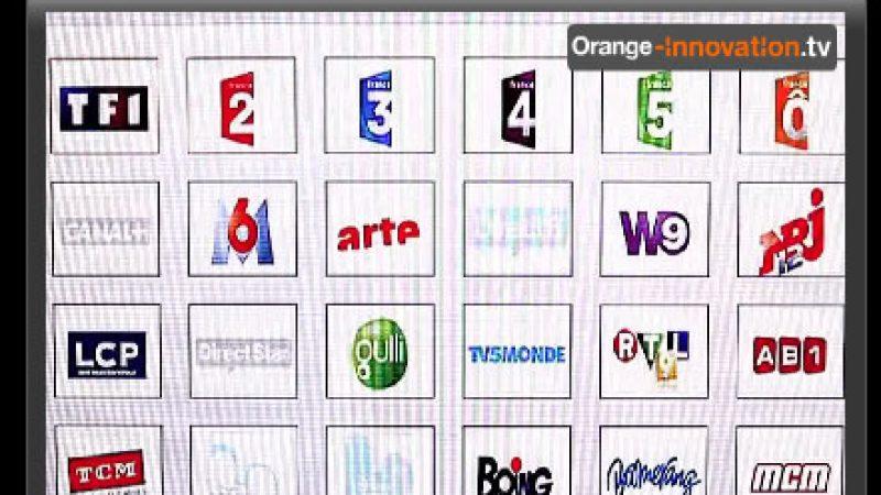 Clin d'œil : Pour Orange, la Catch-up TV c'est mieux chez Free