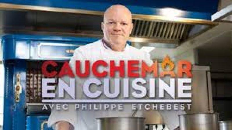 """M6: record d'audience pour """"cauchemar en cuisine"""""""