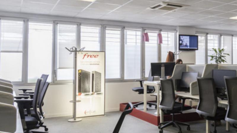 Free : un centre d'appel épinglé par l'inspection du travail