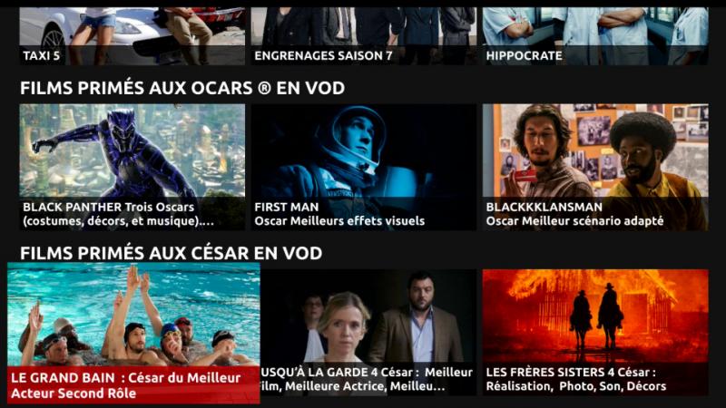 L'Aktu Free lance 2 nouvelles rubrique dédiées aux Oscars et aux Césars