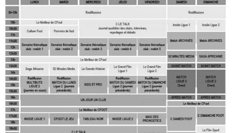 Cfoot sera lancée le 28 juillet et proposée 4€/mois chez les opérateurs ADSL