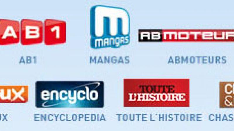 Le groupe AB met a disposition des opérateurs ses 14 chaînes en full HD à partir d'aujourd'hui