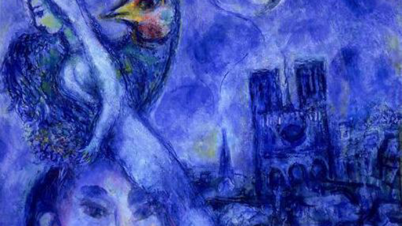 Purescreens HD Museum présente les oeuvres Marc Chagall