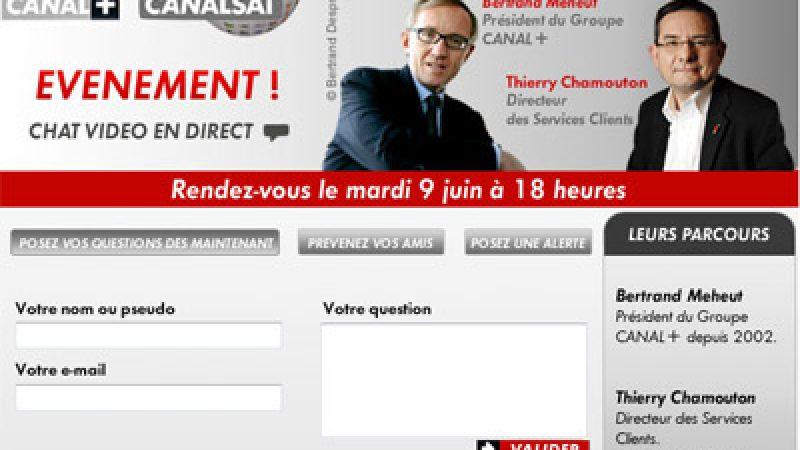 Posez vos questions au président du groupe Canal+