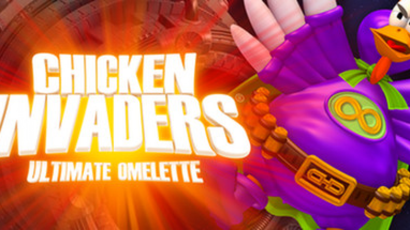 Chicken Invaders 4 – Ultimate Omelette : une démo offerte