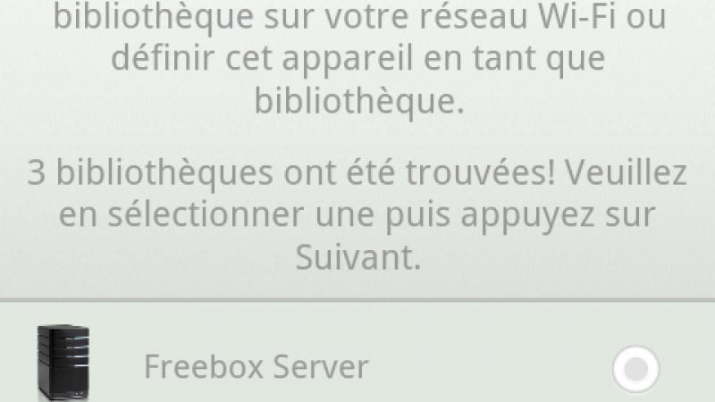Freebox Révolution et AirMédia : le point avec Android