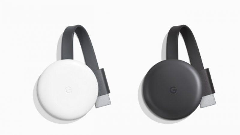 La fonction audio multiroom débarque enfin sur les Google Chromecast