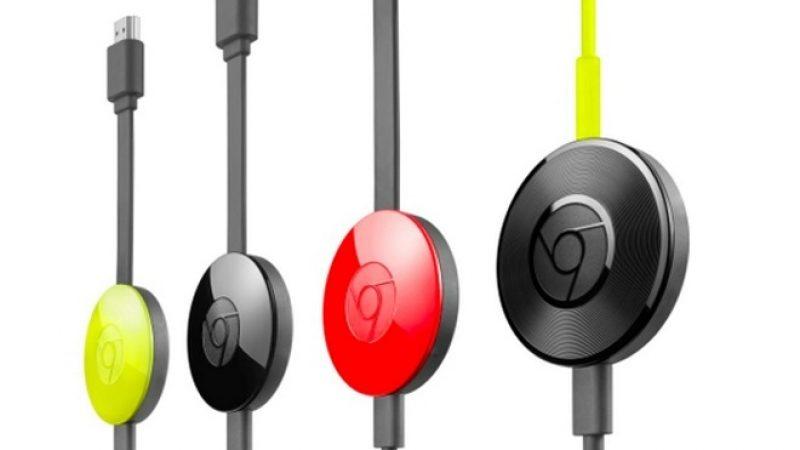 Google : Home et Chromecast peuvent surcharger votre Wi-Fi