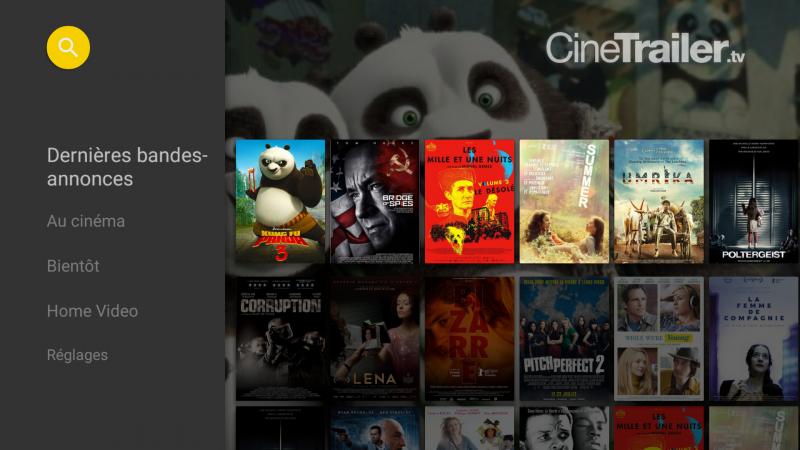 Restez au courant des dernières nouveautés cinéma grâce à votre Freebox Mini 4K