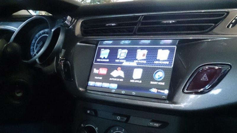 La voiture 4G débarque en France avec Bouygues Télécom