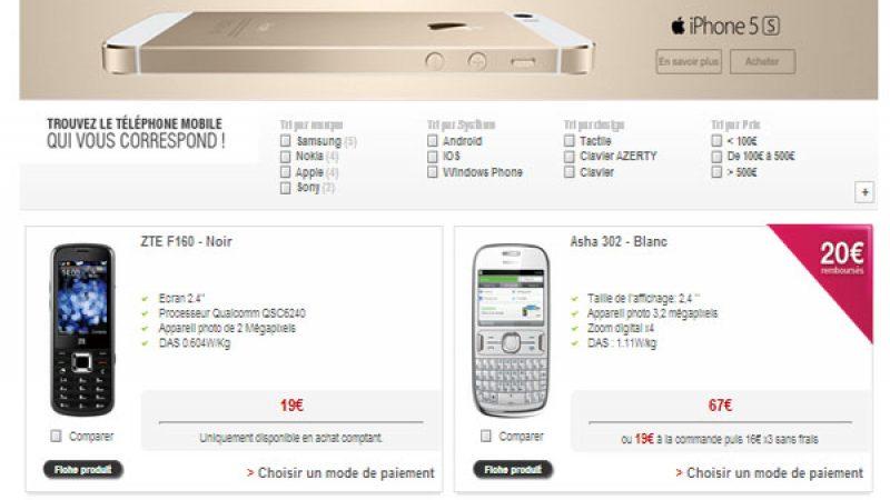 Free Mobile : Nouvelle organisation des téléphones et point sur les iPhones