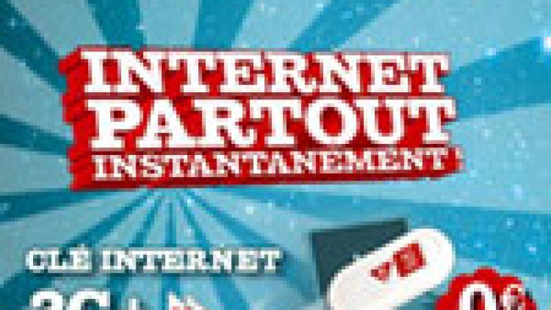 SFR inclut l'internet mobile dans une offre ADSL