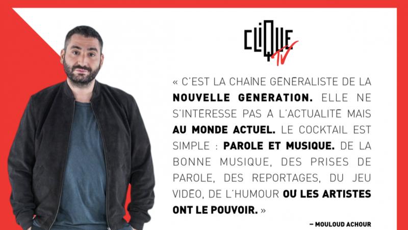 Freebox Révolution : Canal confirme l'arrivée de Clique TV sur TV by Canal