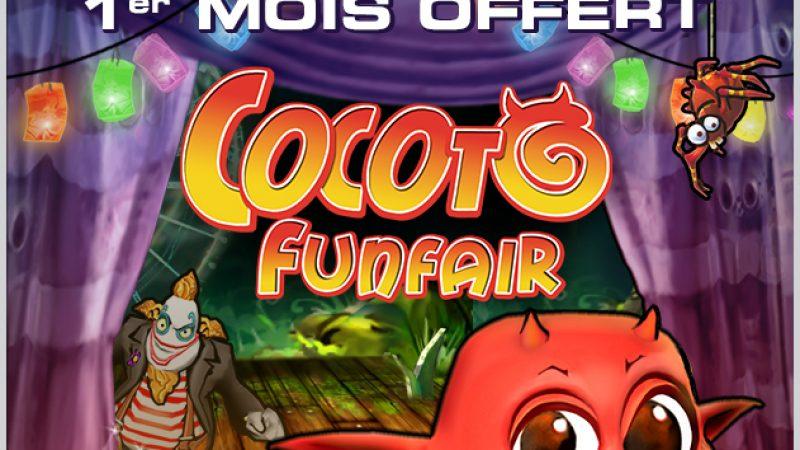 """Freebox Révolution : Lancement de """"Cocoto Fun Fair"""" du studio français Neko Entertainment"""