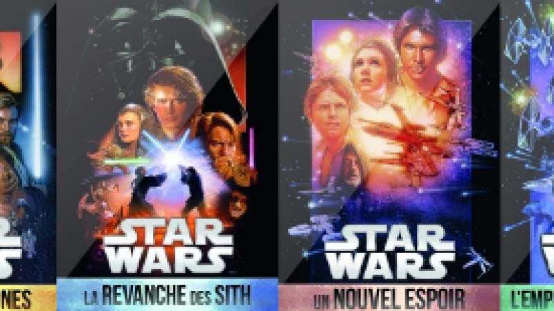 Les trilogies Star Wars sont disponibles sur la Freebox en téléchargement définitif