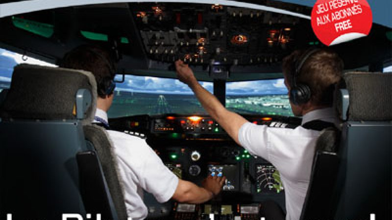 Free fait gagner des simulations de vol Boeing