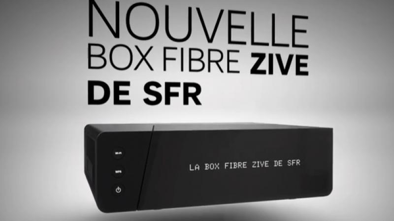 Découvrez la nouvelle box 4K de SFR en détail