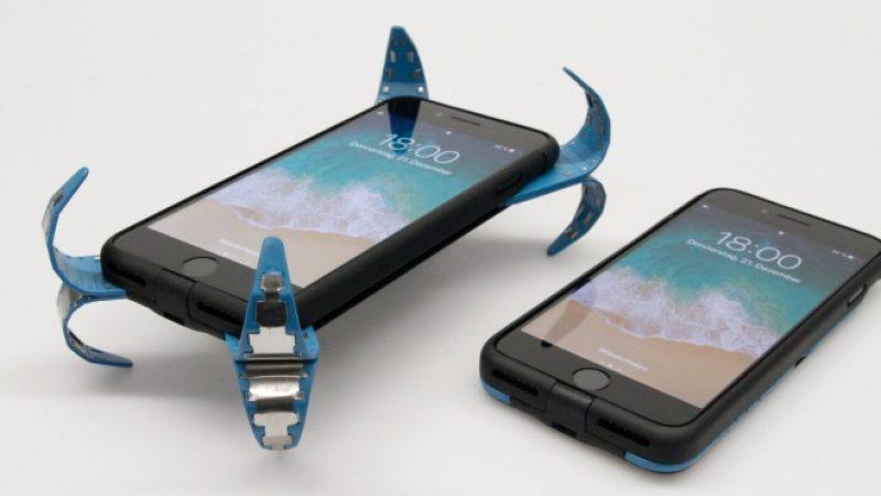 Cette coque dotée d'un airbag serait-elle la solution aux écrans de smartphone cassés ?