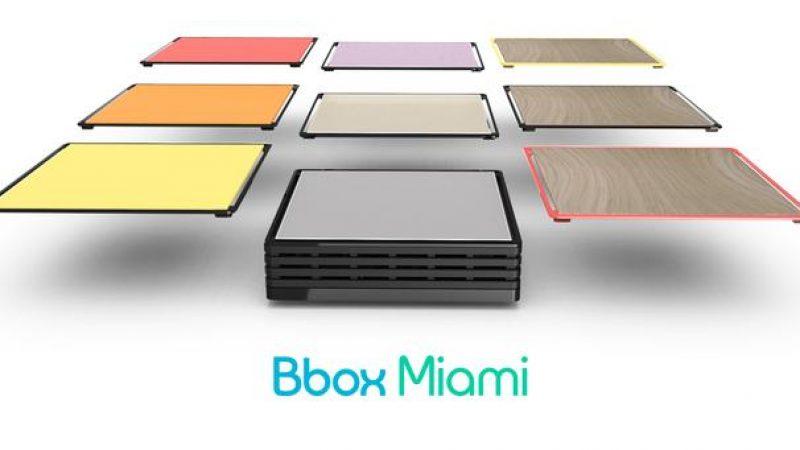 Bouygues Télécom lance la personnalisation de la Bbox Miami, avec des coques interchangeables