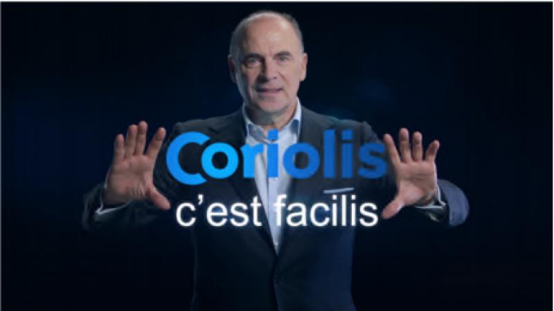 Alors qu'il négocie le rachat des activités pro de Bouygues Télécom, Coriolis lance une nouvelle pub TV où il indique avoir créé une révolution dans le mobile