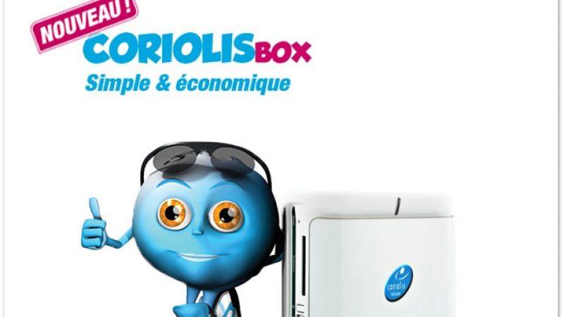 (Màj) Coriolis lancera une offre ADSL pour les particuliers