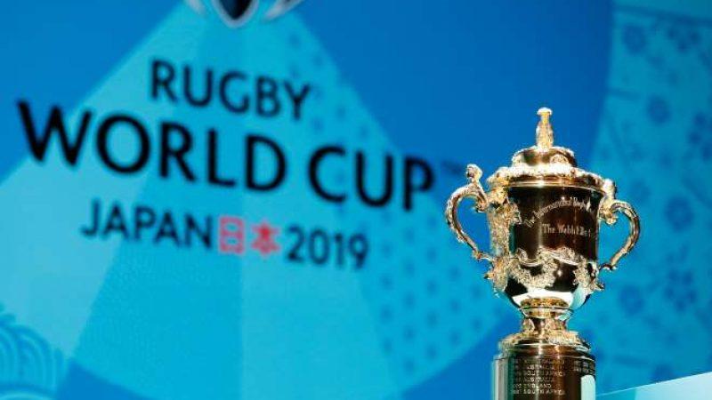Essai transformé pour le groupe TF1, qui diffusera l'intégralité de la coupe du monde de rugby en exclusivité