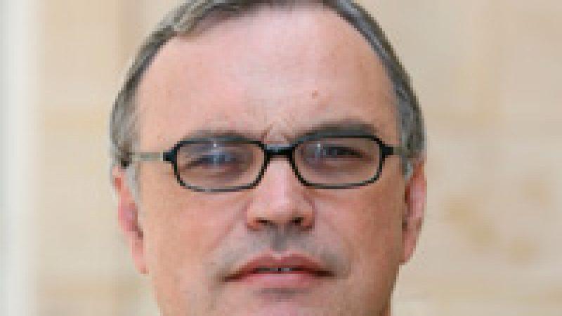 Daniel-Georges Courtois succède à Gabrielle Gauthey