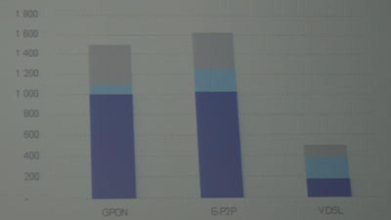IDATE 2007 : FTTx : GPON vs P2P on en reparle