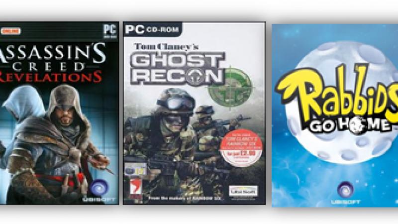 """Les jeux d'Ubisoft arrivent sur la Bbox, dans la nouvelle offre """"Bbox games"""""""