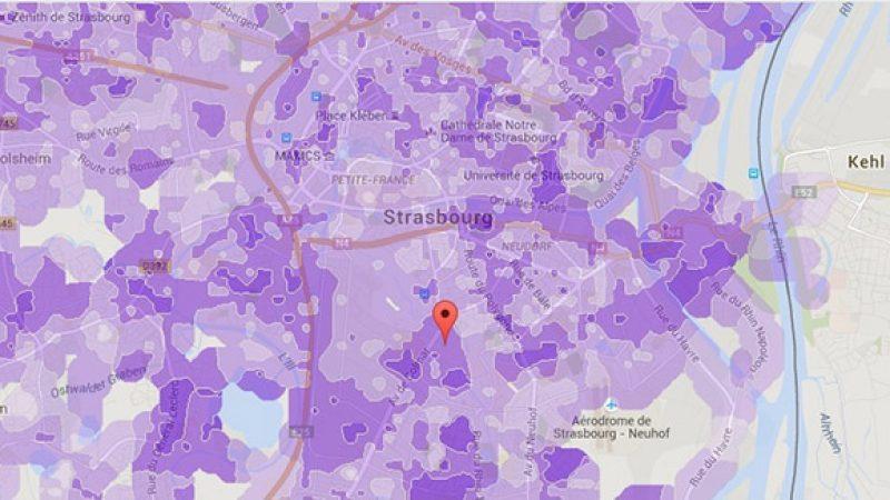 Battle 4G : qui des opérateurs possède la meilleure 4G à Strabourg, Montpellier et Bordeaux