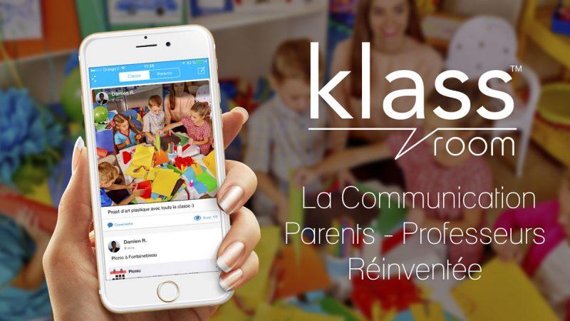 Xavier Niel investit dans Klassroom, une application qui réinvente la communication entre les parents et les profs