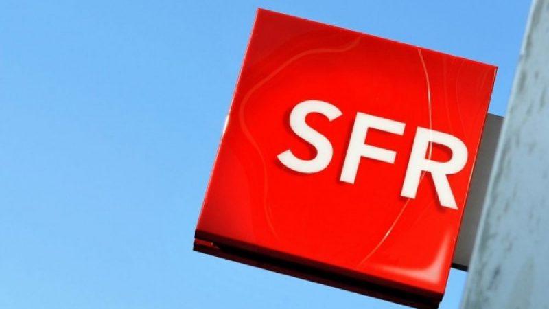 SFR annonce couvrir 93% de la population en 4G